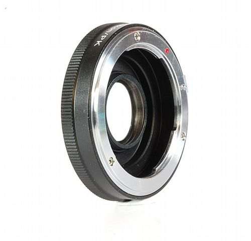 Nikon Lens to Pentax K Adaptor - Nikon Lens to Pentax K Camera Adaptor